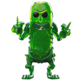 POP! ANIMATION RICK AND MORTY PICKLE RICK TRANSLUCENT