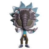 POP! ANIMATION RICK AND MORTY RICK FACEHUGGER