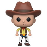 POP! ANIMATION RICK AND MORTY WESTERN MORTY