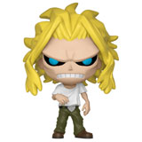 POP! ANIMATION MY HERO ACADEMIA ALL MIGHT WEAKENED