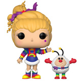 POP! ANIMATION RAINBOW BRITE & TWINK