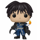 POP! ANIMATION FULLMETAL ALCHEMIST ROY MUSTANG