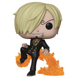 POP! ANIMATION ONE PIECE VINSMOKE SANJI