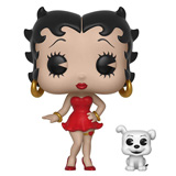 POP! ANIMATION BETTY BOOP & PUDGY