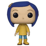 POP! ANIMATION CORALINE IN RAINCOAT