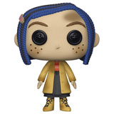 POP! ANIMATION CORALINE DOLL