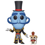 POP! ANIMATION CORALINE MR. BOBINSKY W/ MOUSE