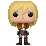 POP! ANIMATION ATTACK ON TITAN CHRISTA