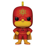 POP! ANIMATION THE SIMPSONS RADIOACTIVE MAN