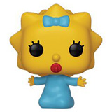 POP! ANIMATION THE SIMPSONS MAGGIE SIMPSON