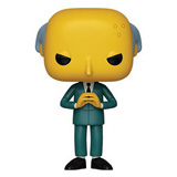 POP! ANIMATION THE SIMPSONS MR. BURNS