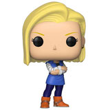 POP! ANIMATION DRAGON BALL Z ANDROID 18