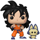 POP! ANIMATION DRAGON BALL Z YAMCHA & PUAR