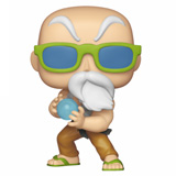 POP! ANIMATION DRAGON BALL MASTER ROSHI MAX POWER
