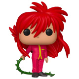 POP! ANIMATION YU YU HAKUSHO KURAMA