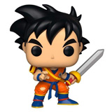 POP! ANIMATION DRAGON BALL Z GOHAN W/ SWORD