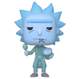 POP! ANIMATION RICK AND MORTY HOLOGRAM RICK CLONE LIMITED