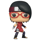 POP! ANIMATION BORUTO SARADA UCHIHA