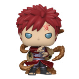 POP! ANIMATION NARUTO SHIPPUDEN GAARA METALLIC