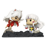 POP! ANIMATION INUYASHA ANIME MOMENT INUYASHA VS. SESSHOMARU