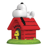 POP! ANIMATION PEANUTS SNOOPY & WOODSTOCK W/ DOGHOUSE