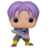 POP! ANIMATION DRAGON BALL Z TRUNKS W/ SWORD