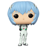 POP! ANIMATION EVANGELION REI AYANAMI