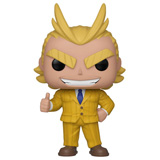 POP! ANIMATION MY HERO ACADEMIA ALL MIGHT TEACHER