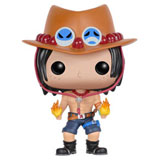 POP! ANIMATION ONE PIECE PORTGAS D. ACE