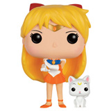 POP! ANIMATION SAILOR MOON SAILOR VENUS & ARTEMIS