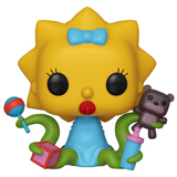 POP! ANIMATION THE SIMPSONS ALIEN MAGGIE