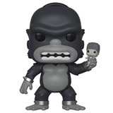 POP! ANIMATION THE SIMPSONS KING KONG HOMER