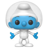 POP! ANIMATION SMURFS ASTRO SMURF
