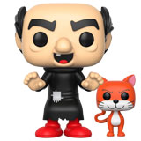POP! ANIMATION SMURFS GARGAMEL W/ AZRAEL