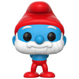 POP! ANIMATION SMURFS PAPA SMURF