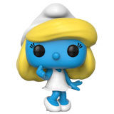 POP! ANIMATION SMURFS SMURFETTE