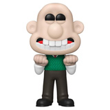 POP! ANIMATION WALLACE AND GROMIT WALLACE