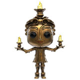 POP! DISNEY BEAUTY AND THE BEAST MOVIE LUMIERE