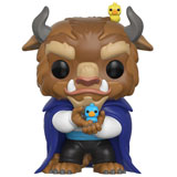 POP! DISNEY BEAUTY AND THE BEAST THE BEAST W/ BIRDS