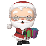 POP! CHRISTMAS SANTA CLAUS