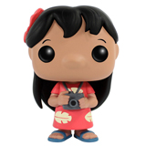 POP! DISNEY LILO & STITCH LILO DAMAGED BOX
