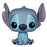POP! DISNEY LILO & STITCH STITCH SEATED