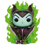 POP! DISNEY SLEEPING BEAUTY MALEFICENT FLAMES