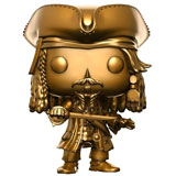 POP! DISNEY PIRATES OF THE CARIBBEAN JACK SPARROW GOLD