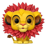 POP! DISNEY THE LION KING SIMBA WITH LEAF MANE