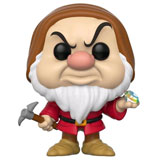 POP! DISNEY SNOW WHITE GRUMPY W/ DIAMOND