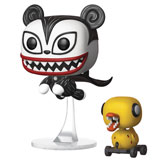 POP! DISNEY NBX VAMPIRE TEDDY W/ DUCK