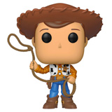 POP! DISNEY TOY STORY 4 SHERIFF WOODY