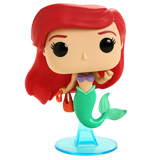 POP! DISNEY THE LITTLE MERMAID ARIEL W/ BAG
