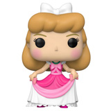 POP! DISNEY CINDERELLA PINK DRESS